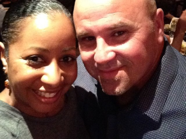 Interracial Couple Leveca & Jim
